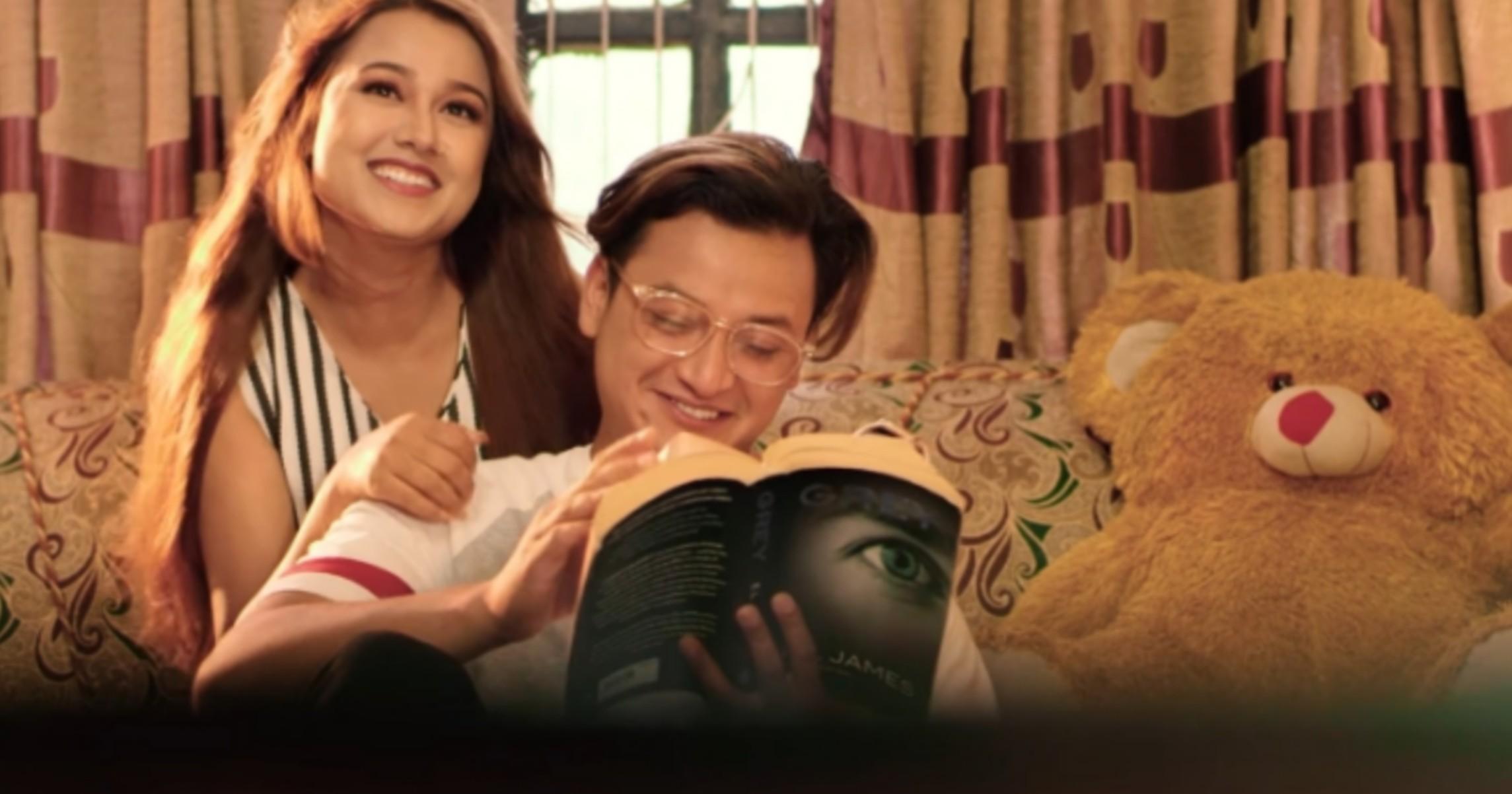 कुन्दनको 'बाबरी'मा रियाशा र सलोन (भिडियो)