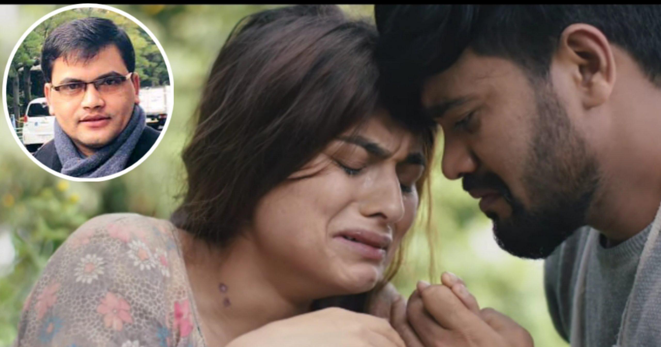 """सर्जक नारायण कँडेलको सृजनामा कारुणिक प्रेम कहानी समेटिएको गीत """"आफ्नोपन"""" रिलिज"""