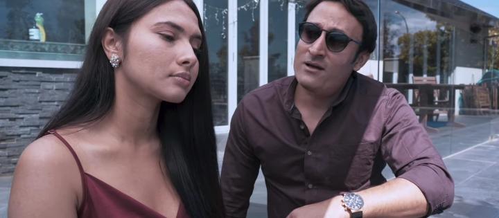 """सन्तोष र निखिला अभिनित """"गहिरो थियो मेरो माया"""" रिलिज (भिडियो)"""